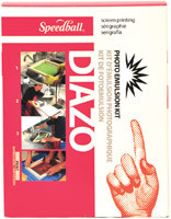 Speedball Photo Emulsion Diazo Kit