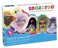 Snazaroo Face Painting Kit Rainbow