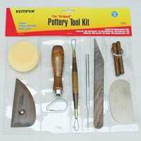 Kemper Clay Tool Set 8pk