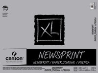 Canson Newsprint 14x17 100pg