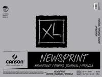 Canson Newsprint 14x17 100pg
