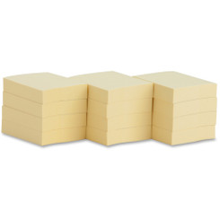 "Sticky Notes 1x2"" Yellow each"