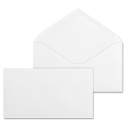 Envelopes #6 Cheque Size White