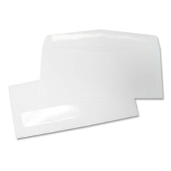 Envelopes Business 10pk 1-Window
