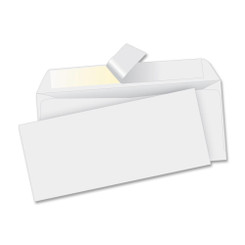 Envelopes #10 Business Peel & Stick Closure 10pk