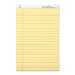 Legal Pad Yellow Lined