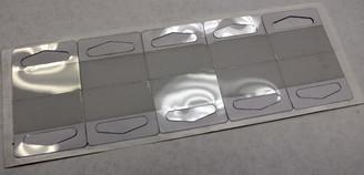 Adhesive Hangers 10/sheet