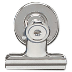 Magnetic Clip Silver Each