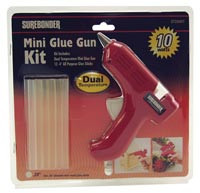 Surebond Glue Gun & Sticks Kit Mini