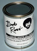 Bob Ross Liquid White 8oz