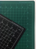 Cutting Mat Double Sided with grid 12x18