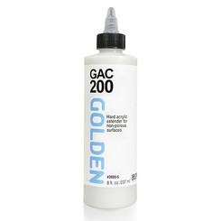 Golden 8oz GAC200 - Adhesion / Hardness