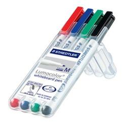 Staedtler Dry Erase 4pk Pen Set