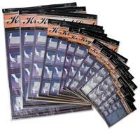 Krystal Seal Bags 25/pk 5x7