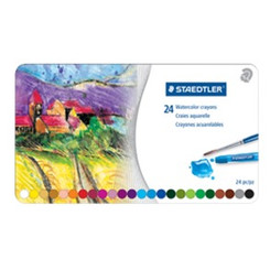 Staedtler Watercolour Crayons 24pk