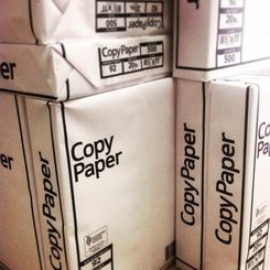 Paper Pack 500 sheets Copy Paper