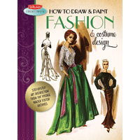 Book How to Draw Fashion