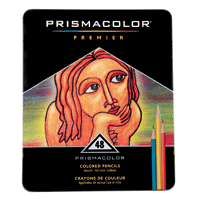 Prismacolour Premier Pencil Crayons 48pk