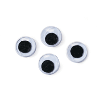 Googly Eyes 15mm 96pc