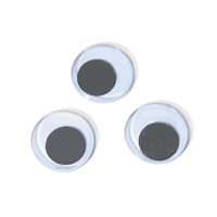Googly Eyes Large 34pk