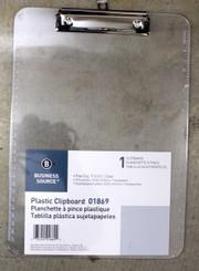 Sparco Clip Board 9x12 Clear