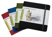 Global Handbook Jourals 6x6 Square Green