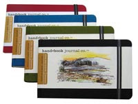 Global Handbook Journals 5.5x8.25 Red