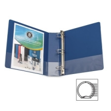 "Binder 2"" Dark Blue"