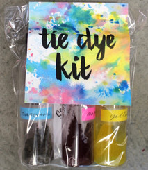 Sublime Tie Dye Kit Small (with Jacquard Procion MX Dye)