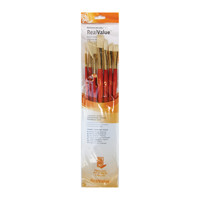 Princeton Brush Sets Hog Bristle 7pk