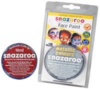 Snazaroo Face Paint Pucks 18ml Black