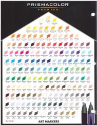 Prismacolour Premier 2-end Marker each PM14 Pale Vermilion