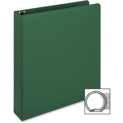 "Business Source Binder 1.5"" Green"
