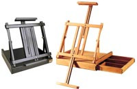 Sketch Box Easel Adjustable