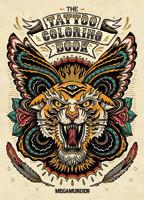 Colouring Book Tattoo