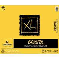 "Canson Bristol Pad Vellum Finish 19x24"" 25pg"