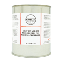 Gamblin Cold Wax Medium 16oz Tin