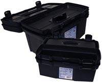 "AA Artists' Tool Boxes 19"" Black"