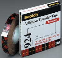 "Scotch ATG Tape roll .5""x36y"