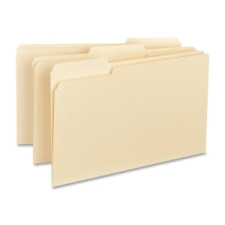 Business Source File Folders Manila Legal 10pk