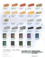 Golden Fluid Acrylics 4oz Sr 4 Iridescent Pearl Fine