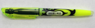 Frixion Erasable Highlighter small Fluorescent Yellow