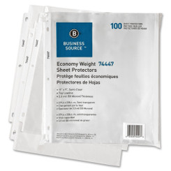 Business Source Page Protectors 100pk