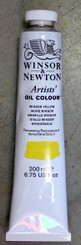 W&N Artists' Oil Winsor Yellow 200ml