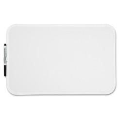 Sparco Dry Erase White Board with Pen 11x17