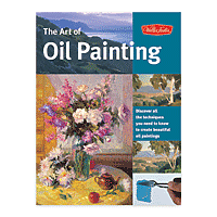 CLEARANCE! Book The Art of Basic Oil Painting