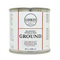 Gamblin Ground for Oil Painting 8oz