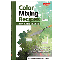 Book Colour Mixing Recipes for Landscapes