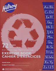 Hilroy 72pg lined Exercise Book Lined