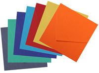 Canson Mi-Teintes Pastel Paper 19x25 Orange